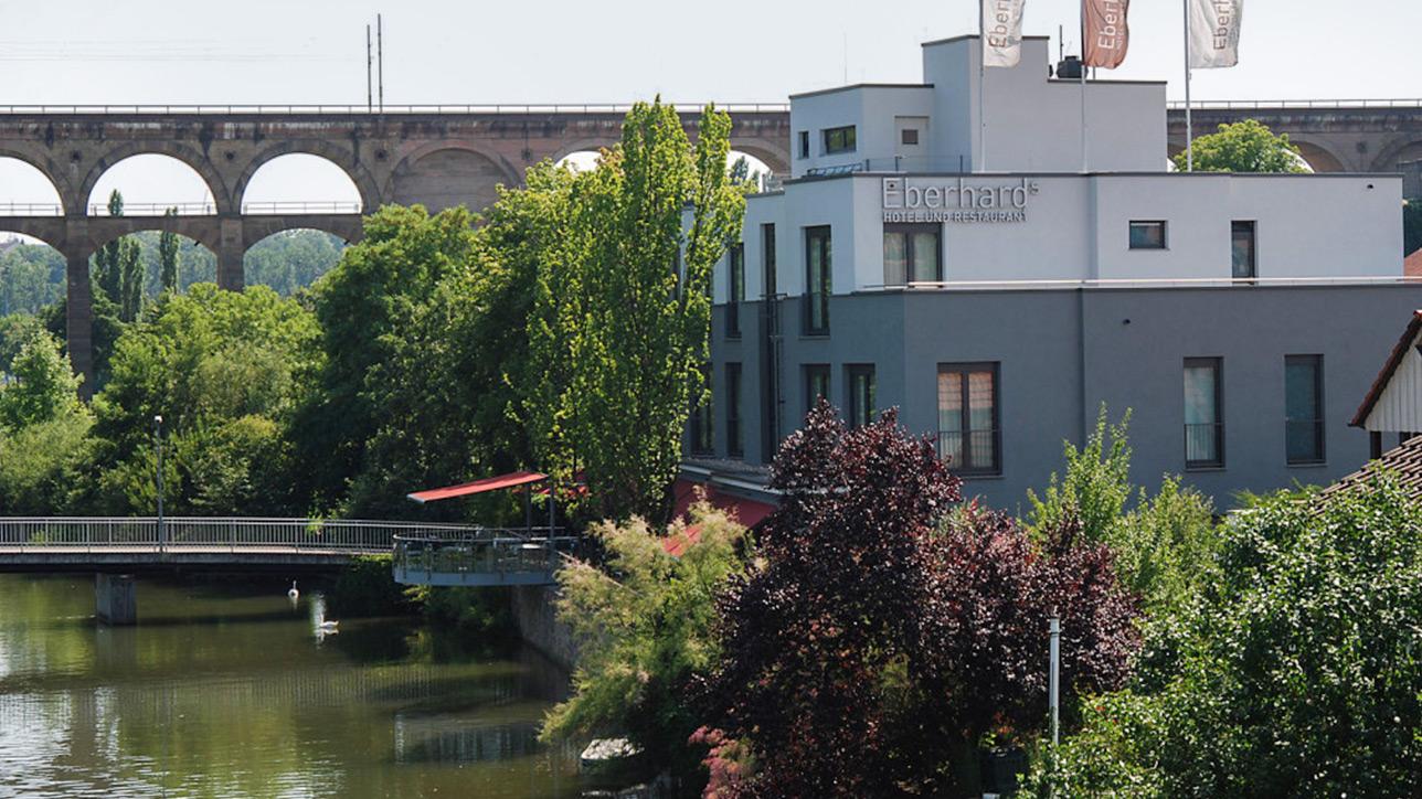 Das Eberhards am Viadukt