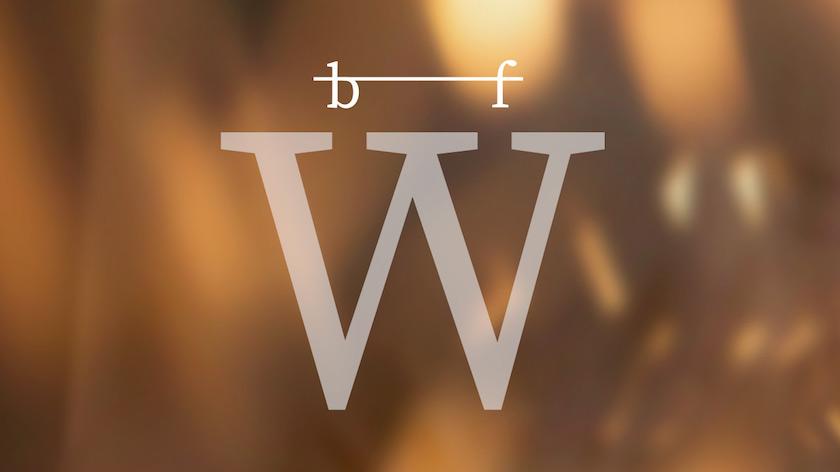 Das Logo der Show Winter